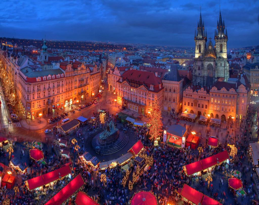 Budapest e Praga, due proposte per Capodanno