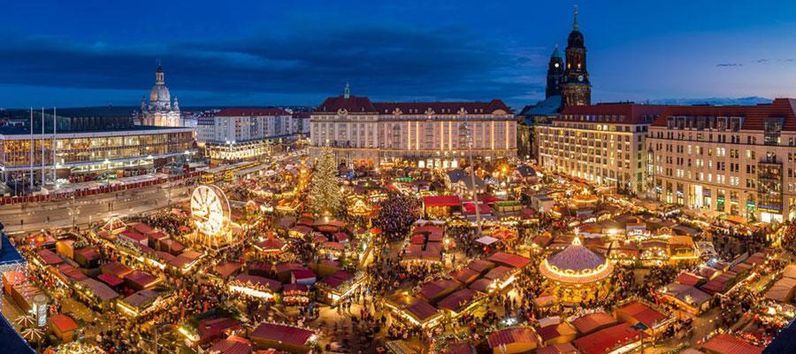 Le date ed i programmi Mercatini di Natale 2016