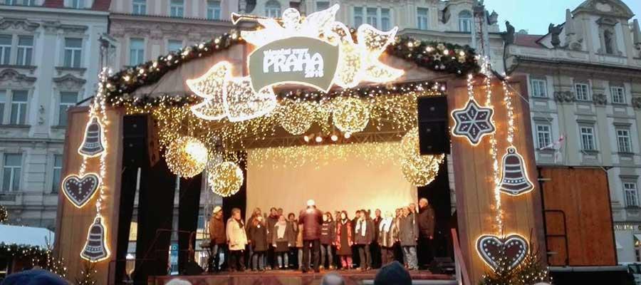Praga Mercatini di Natale 2016