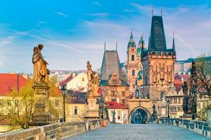 Prague_ponte carlo